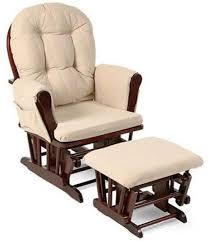 glider and ottoman cushions nursery rocking chair baby rocker glider ottoman beige cushions