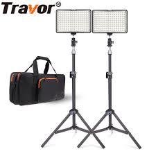 aliexpress com buy travor 2 in 1 photography 160 led studio