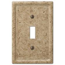 light almond switch plate covers stone switchplates wallplates outlet covers wallplate warehouse