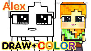 how to draw minecraft cow the best cow 2017
