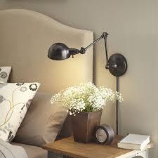 wall lights design mounted for bedroom lighting reading plan best