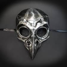 plague doctor masquerade mask steunk mask steunk plague doctor evil bird masquerade mask
