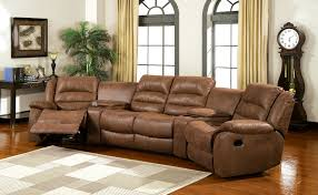 Leather Like Sofa Furniture Of America Cm6123 Manchester Brown Leather Like Fabric 2