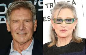 harrison ford harrison ford responds to carrie fisher questions in style