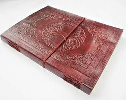 Leather Scrapbooks Large Leather Journal