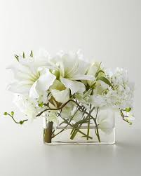 20 modern faux flower arrangements brit co