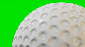 spinning of golf ball motion background videoblocks