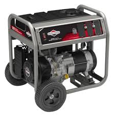 briggs u0026 stratton 5 000 watt gasoline powered portable generator