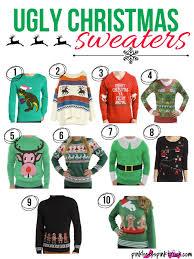 10 ugly christmas sweaters u2022 taylor bradford