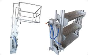 aktek technology engineering folding stairs