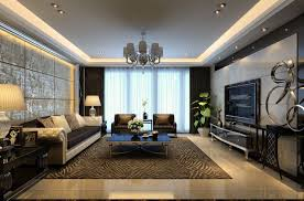 furnished living room home decorating interior design bath