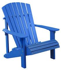 Corona Adirondack Chair Luxcraft Poly Deluxe Adirondack Chair Swingsets Luxcraft Poly