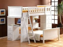 Double Size Loft Bed With Desk Building Full Sized Loft Bed Modern Beds For Amazing Property