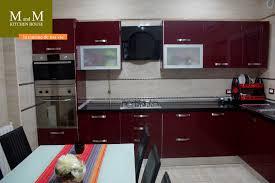 meuble de cuisine aubergine meuble de cuisine aubergine