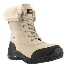 ugg s adirondack boot ii sand ugg australia s adirondack ii sand winter boots size 8 ebay