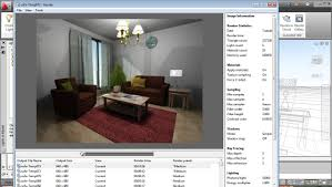 design your home realistic 3d free autocad realistic living room tutorial youtube
