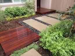 beauty modern residential landscape design 4 basic modern