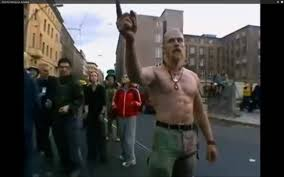 Techno Viking Meme - when there s money to be made who owns the rights to your image on