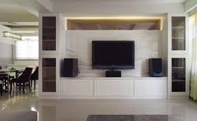 livingroom tv living room tv wall design by new classical style interior design