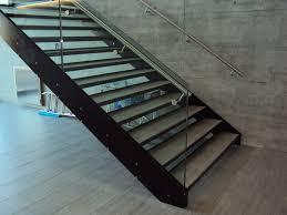 treppen aus metall möri metallbau ag kölliken treppen