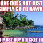 Hawaiian Memes - hawaii meme generator imgflip