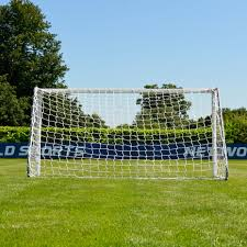 forza soccer goal 8x4 alu60 net world sports