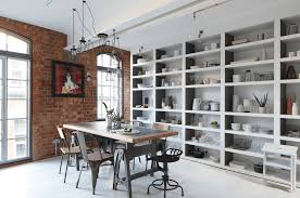 living room clever open shelving ideas to divide and conquer your