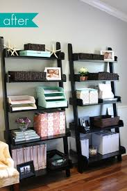 Office Shelf Decorating Ideas 31 Helpful Tips And Diy Ideas For Quality Office Organisation