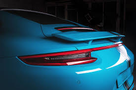 porsche spoiler official 2017 techart porsche 911 carrera and turbo gtspirit