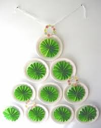Christmas Decorations Paper Tree by Christmas Tree Wall Decoration Holidays Pinterest Tree Wall
