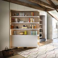 sliding bookcase murphy bed unique bookcase murphy bed sliding room decors and design