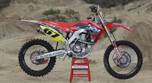 mini motocross bikes honda honda dirt bikes dirt rider