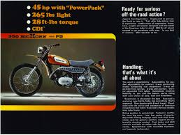 twinshock motocross bikes for sale can you believe that in 1969 this was considered a dirt bike