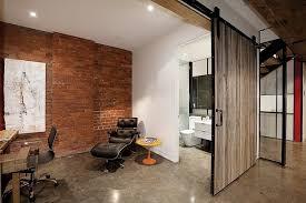 modern home interior design images industrial doors an accent in modern home interior design