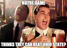 Ohio State Football Memes - buckeyes imgflip