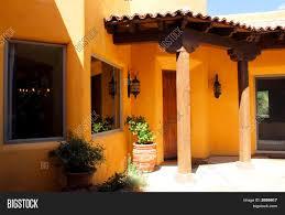 adobe style architecture home image u0026 photo bigstock