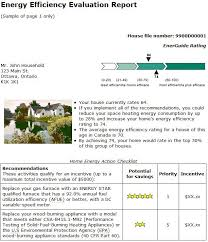 Energy Audit Report Template sle energy audit exle energy audits