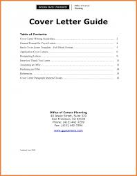 template general cover letter template