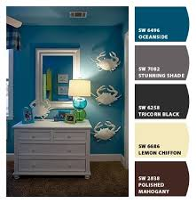 27 best oceanside sherwin williams color of the year 2018 images