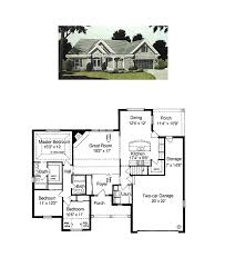 ranch floor plans style ranch house plans circuitdegeneration org
