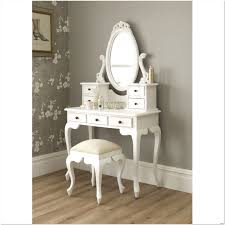 French Home Decor White French Dressing Table With Mirror Design Ideas Interior