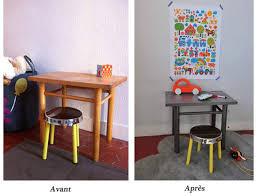 bureau recup un bureau d enfant 10 idées de customisation femme actuelle