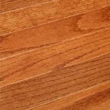 we installed this bruce hardwood floor in gunstock oak