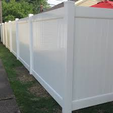 vinyl privacy fence not all vinyl fences are equal in quality
