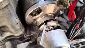 drz400 how to remove starter motor seal and replace youtube