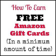 earn gift cards how to earn free gift cards in a minimum amount of time