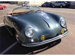 porsche speedster interior 1957 porsche speedster for sale classiccars com cc 397437