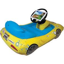 amazon com spongebob squarepants inflatable sports car for ipad