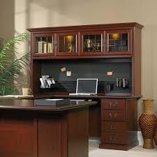 Sauder Office Desks Sauder Office Furniture Heritage Hill Collection Hutch 4parkar Info
