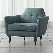 living room accent chair living room accent chairs crate and barrel